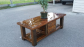 Custom made rustic coffee table