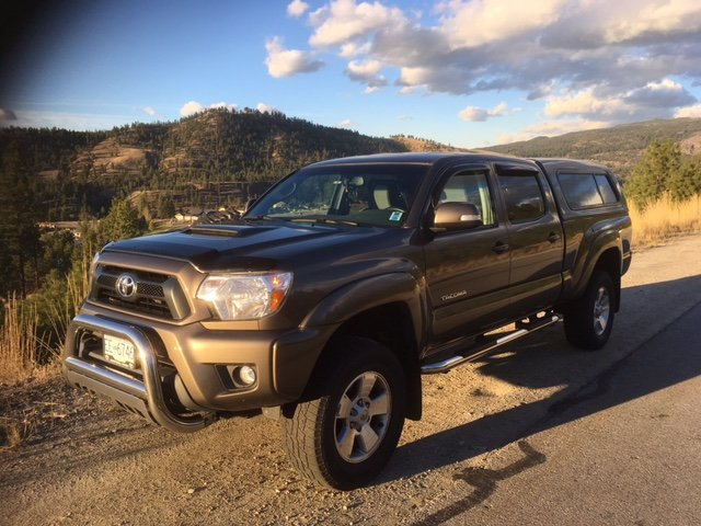 2013 toyota tacoma double cab trd sport reduced price 34 500 obo 75 000km penticton bc. Black Bedroom Furniture Sets. Home Design Ideas