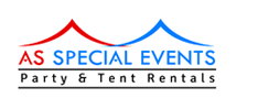 As special events party & tent rentals