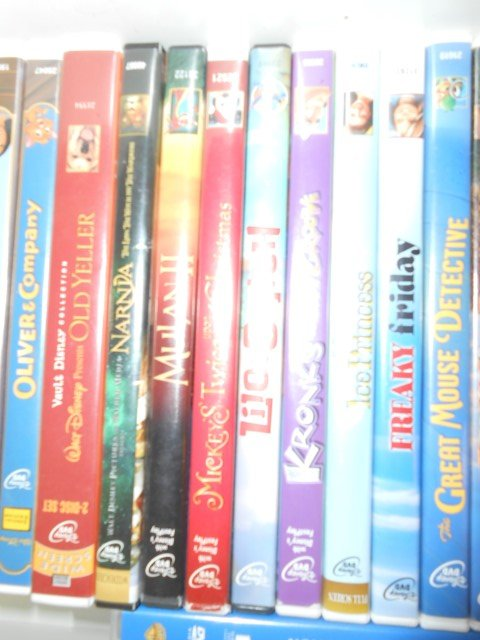 Disney DVDs for sale in Penticton, BC 【 Skaha ca 】